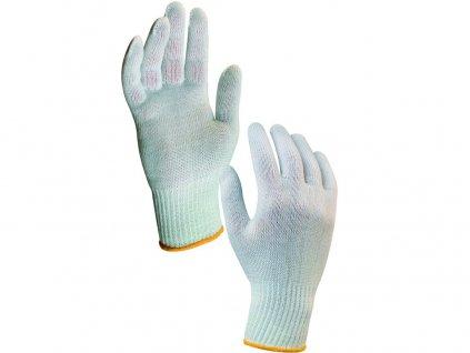 Pracovní textilní rukavice CXS Kasa