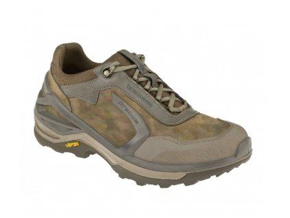 Taktická obuv PRABOS Phantom Low GTX Camouflage