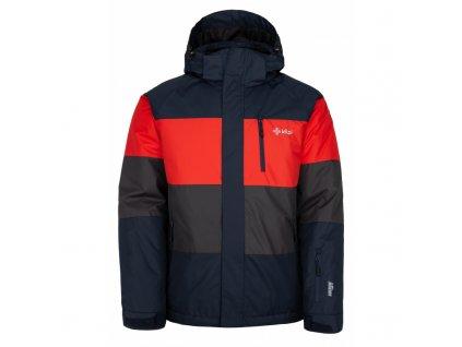 Pánská lyžařská bunda KILPI Ormes-M tmavě modrá