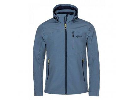 Pánská softshellová bunda KILPI Milo-M modrá
