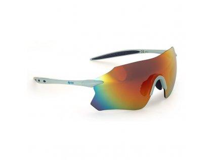 Sluneční brýle KILPI Rezza-U světle modrá