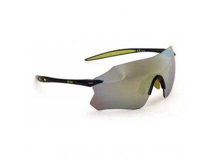 Sluneční brýle KILPI Rezza-U světle zelená