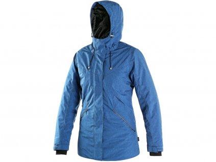 Dámská zimní bunda CXS Fargo - modrá