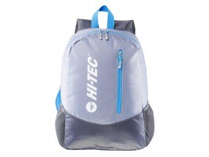 Batoh HI-TEC Pinback 18 l - wet eather/blue danube/steel grey