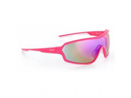 Sluneční brýle KILPI Ozello-U růžová