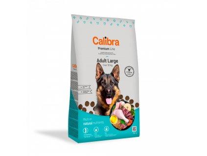 Granule CALIBRA Dog Premium Line Adult Large 12 kg NEW