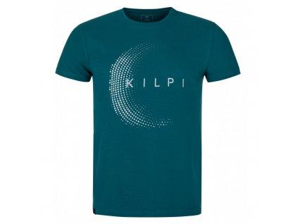 Pánské triko KILPI Mun-M tyrkysová