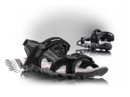 Sandále VM Honolulu - černá