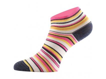 Funční ponožky LASTING DUHA 491
