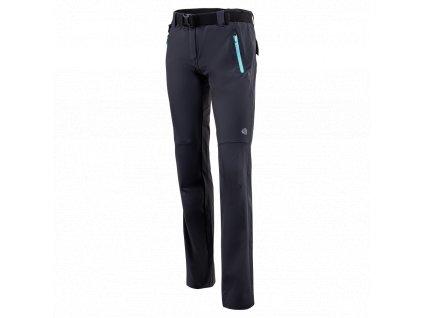 Dámské kalhoty KLIMATEX Saba1 - antracit