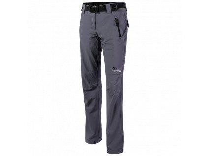 Dámské kalhoty KLIMATEX Saba1 - šedá