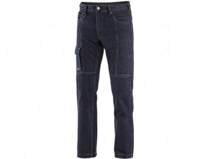 Pánské kalhoty CXS Nimes II - tmavě modráII KOPIE