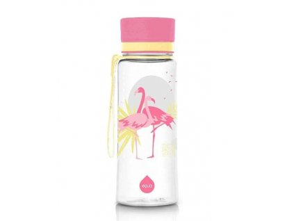 Láhev EQUA Flamingo 400 ml