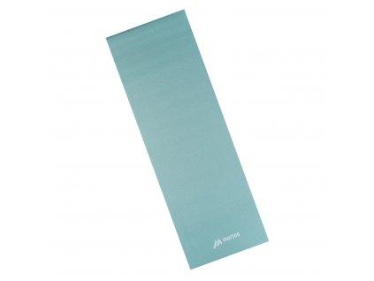 Karimatka na jógu MARTES Lumax 6 mm - pale blue/white