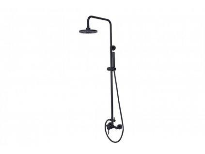 Nástěnný sprchový set DECCO/ILLUSION černá