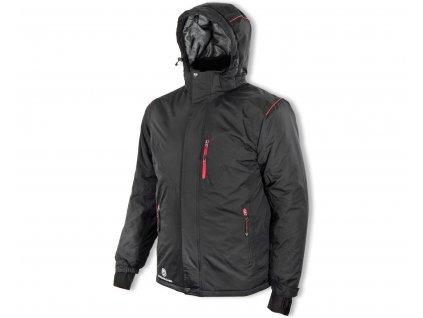 Pánská zimní bunda PROMACHER Nyx - černá