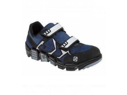 Bezpečnostní obuv PRABOS Boiga S1 S61678 modrá
