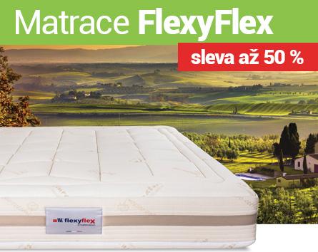 Matrace FlexyFlex v akci