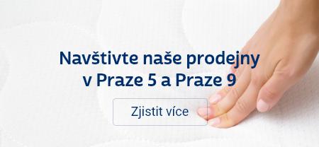 Navštivte naše prodejny v Praze 5 a Praze 9