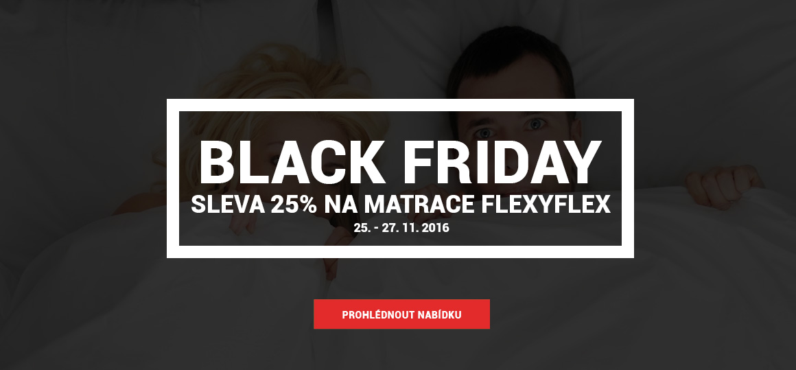 Black Friday na Sleep Centrum
