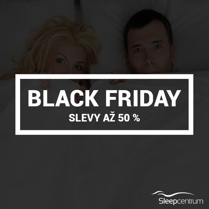 Black Friday - sleva až 50 %