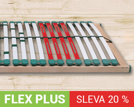 Rošt Flex Plus se slevou 20 %