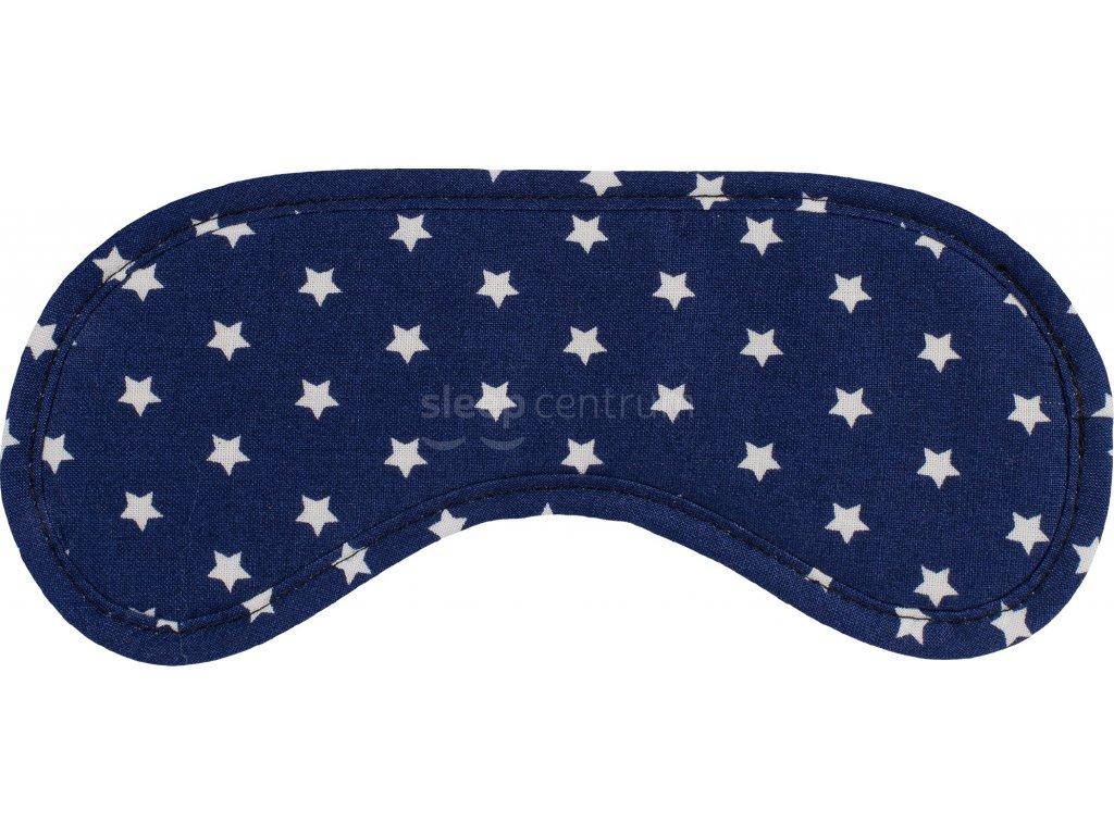 Daydream Stars Navy maska na spaní
