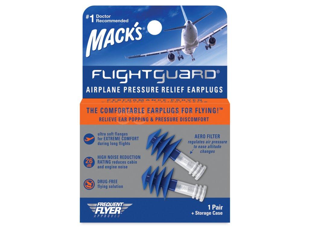 Flightguard Airplane Ear Plugs 1