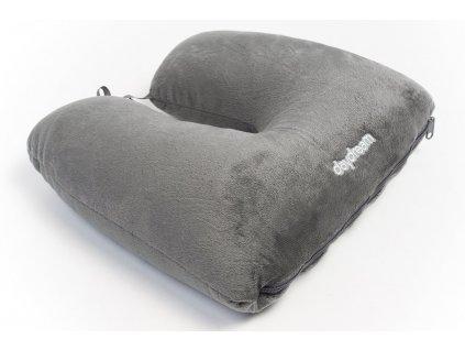 Cestovní polštář 3v1 - Daydream Grey
