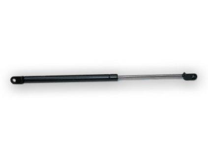 Plynový píst s brzdou pro výklopné rošty