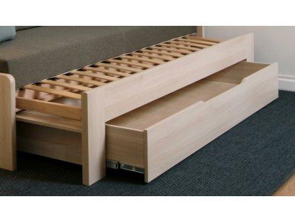 BMB Tandem Plus úložný prostor LS10 - imitace dřeva (Dekor Třešeň Romana)