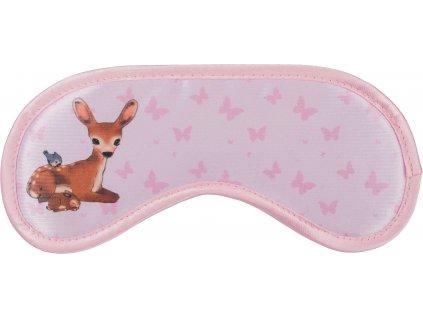 Daydream Bambi Kids Pink maska na spaní