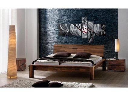 luxusni postel CORSO plne celo