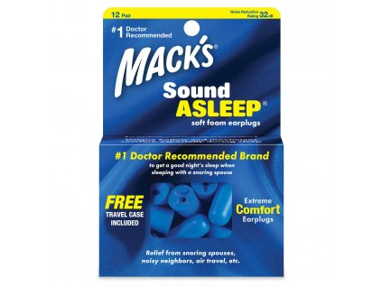 sound asleep ear plugs 12 pair new Web