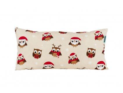 vánoční dekorační polštář