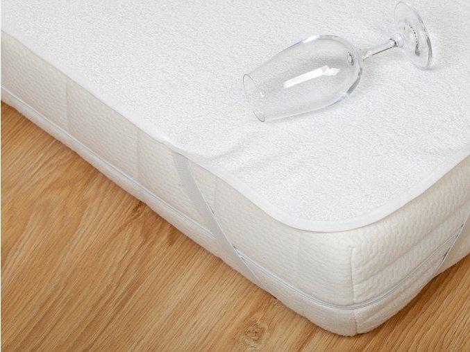 Matracový chránič s PVC- nepropustný - Dadka