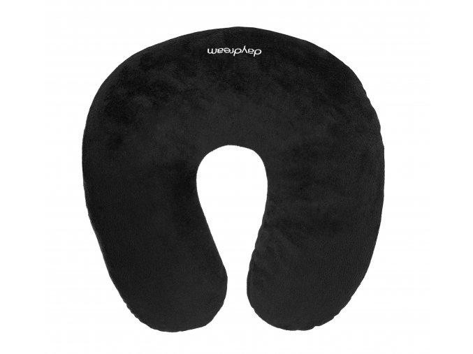 Cestovní polštář podkova - Daydream Black