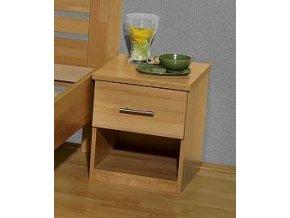 Noční stolek Leona - buk