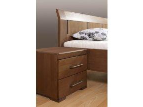 Noční stolek Livia - buk