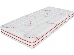 Matrace Energy Latex 90 x 200 cm - výprodej
