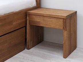 Noční stolek Klasik - buk
