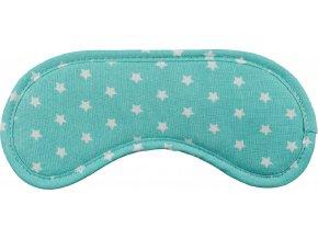 Daydream Stars Mint maska na spaní