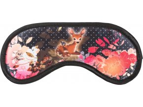Daydream Bambi Kids Black maska na spaní