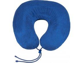 Daydream Memory Foam Premium Plus Blue cestovní polštář
