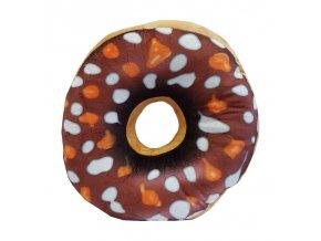 Jahu 3D Donut č. 4 dekorační polštář