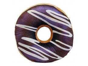 Jahu 3D Donut č. 5 dekorační polštář