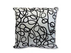 Jahu Basic č. 1 dekorační polštář