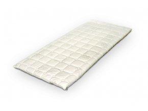 Krycí matrace Memory Topper 90 x 200 cm - výprodej
