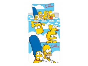 simpsons clouds