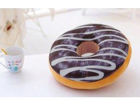 3D Donut č. 11 dekorační polštář